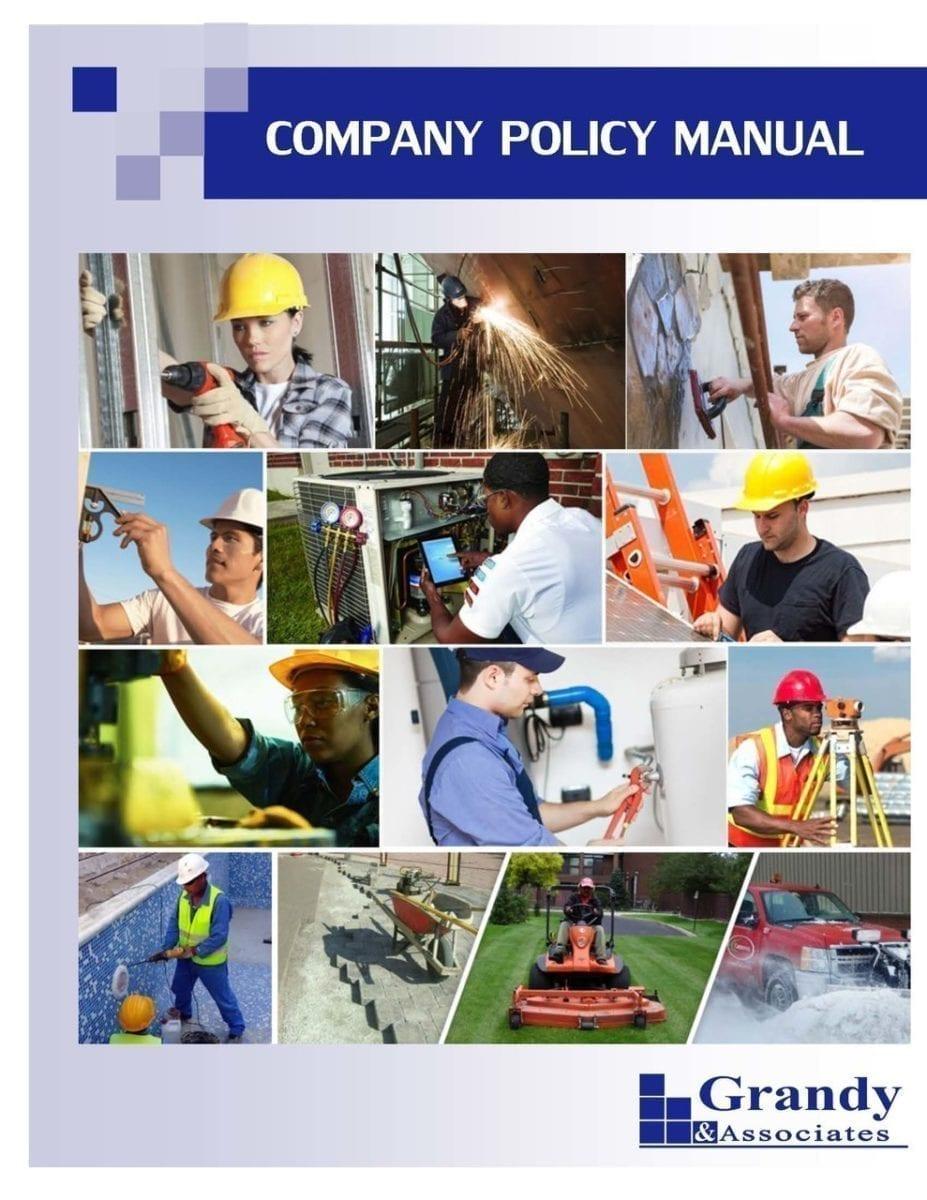 Company Policy Manual